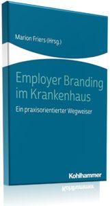 Buchcover Employer Branding im Krankenhaus