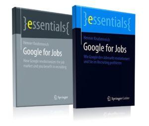 Google for Jobs - Das Buch zu Googles Jobsuche